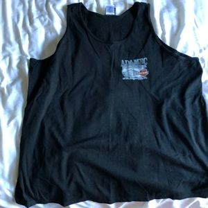 Harley sleeveless shirt tank top